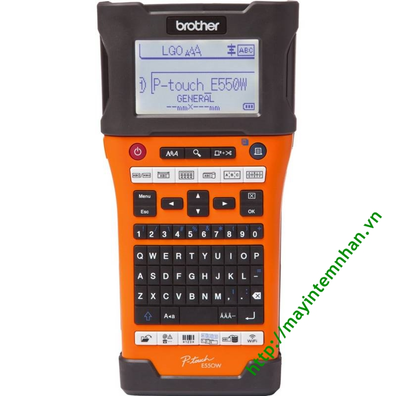 Brother P Touch PT-E550W