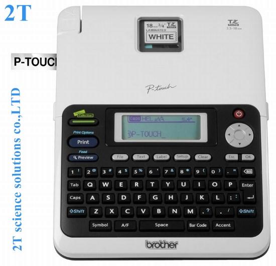 Máy in nhãn BROTHER PT - 2030